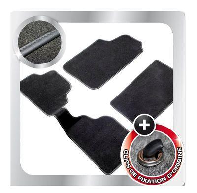 tapis sur mesure pour renault twingo 3 de 01 2012 a 10 2014. Black Bedroom Furniture Sets. Home Design Ideas