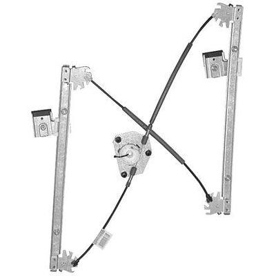 mecanisme de leve vitre avant droit electrique  sans