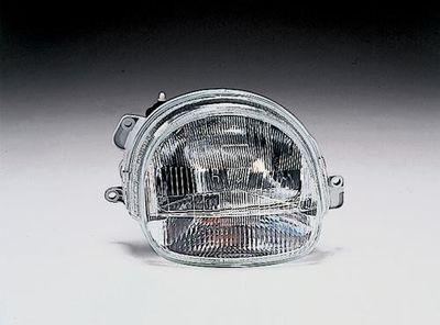 phare droit lampe h4 pour modele jusque septembre 2000 de renault de twingo 1 de 09 1998 a. Black Bedroom Furniture Sets. Home Design Ideas
