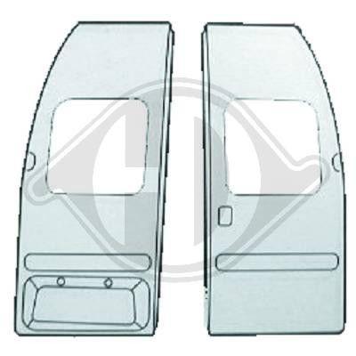 porte de chargement pour ford transit 4 de 10 1991 a 06 1994. Black Bedroom Furniture Sets. Home Design Ideas